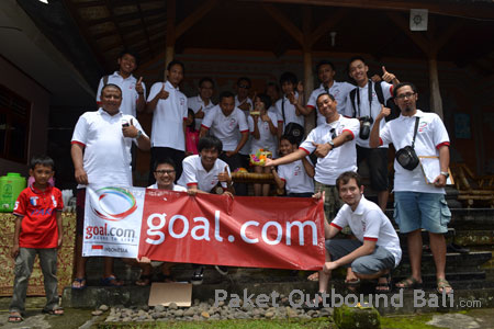 bali fun rally, group fun games