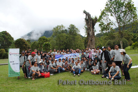 team building bali outbound