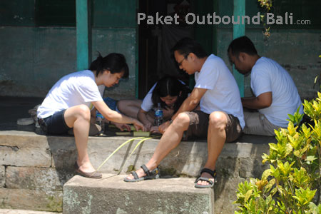 outbound games bali