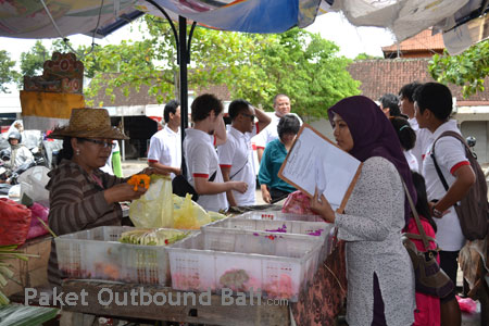 outbound games di bali, outbound di bali