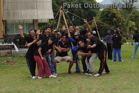 paket outbound di bali, bali outbound