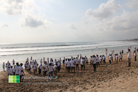 outbound team building di bali