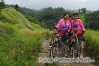 cycling di ubud