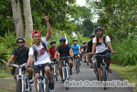cycling di kintamani dan ubud