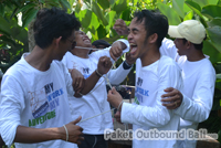 games outbound team building bali