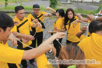 games kekompakan outdoor