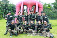 paintball di bedugul
